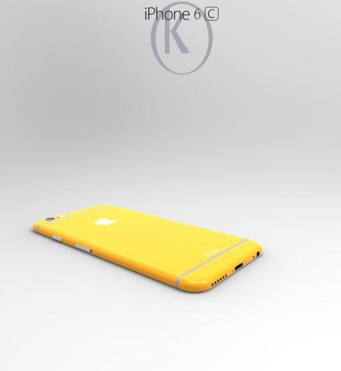 iPhone 6c concept Kiarash Kia 3