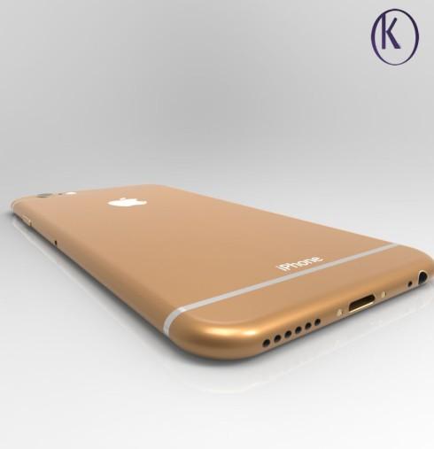 iPhone 6c concept Kiarash Kia 4