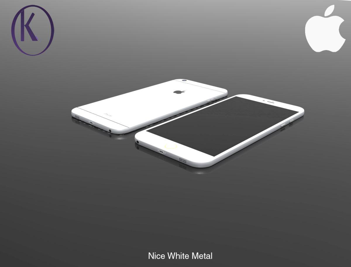 iPhone 7 new design Kiarash Kia July 2015 6. New iPhone 7 Design and Specs Conceived by Kiarash Kia  Apple A9