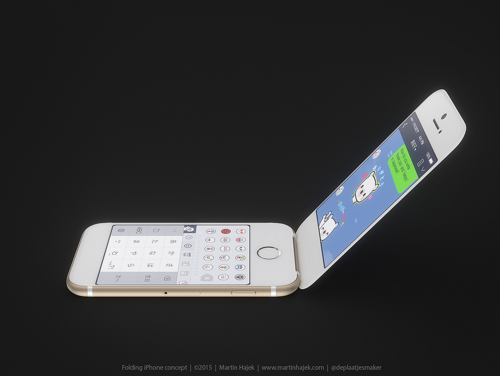 Image Result For Iphone Flip Phone