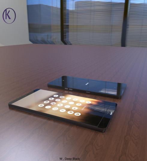 Sony Xperia W W+ concepts 5