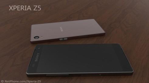 Sony Xperia Z5 concept Jermaine Smit 6