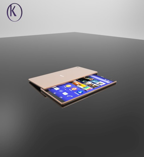 Sony Xperia Z5 concept Kiarash Kia 3