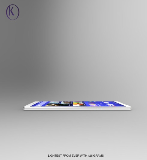 Sony Xperia Z5 concept Kiarash Kia 7