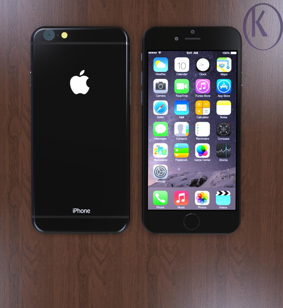 iPhone 6C Gets New Design Version From Kiarash Kia