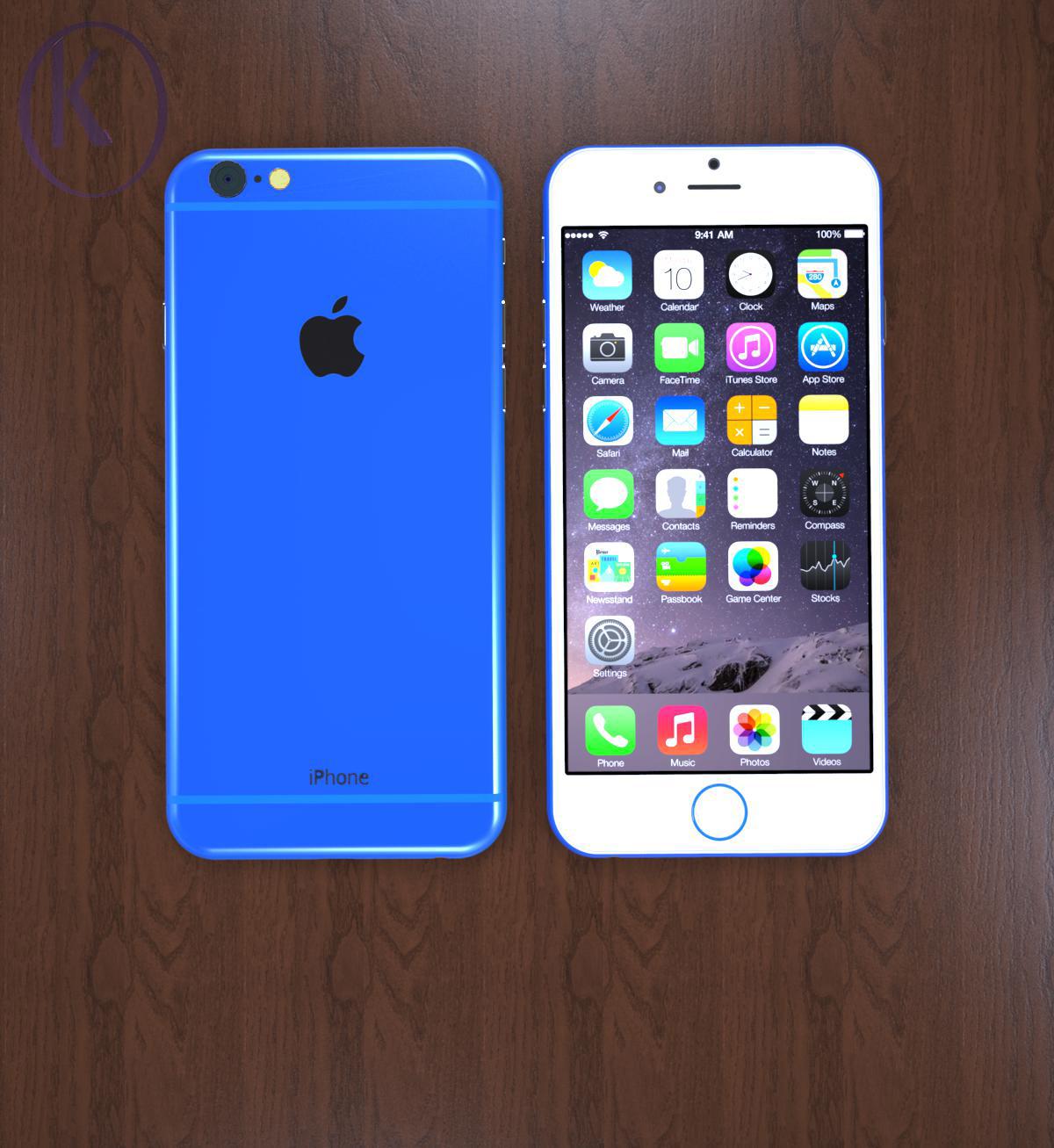 IPhone 6c Concept 8