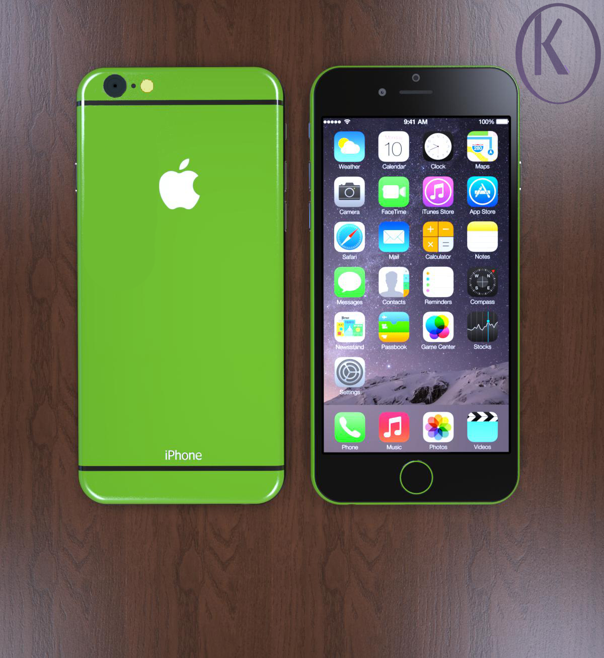 iPhone 6C Gets New Design Version From Kiarash Kia : Concept Phones