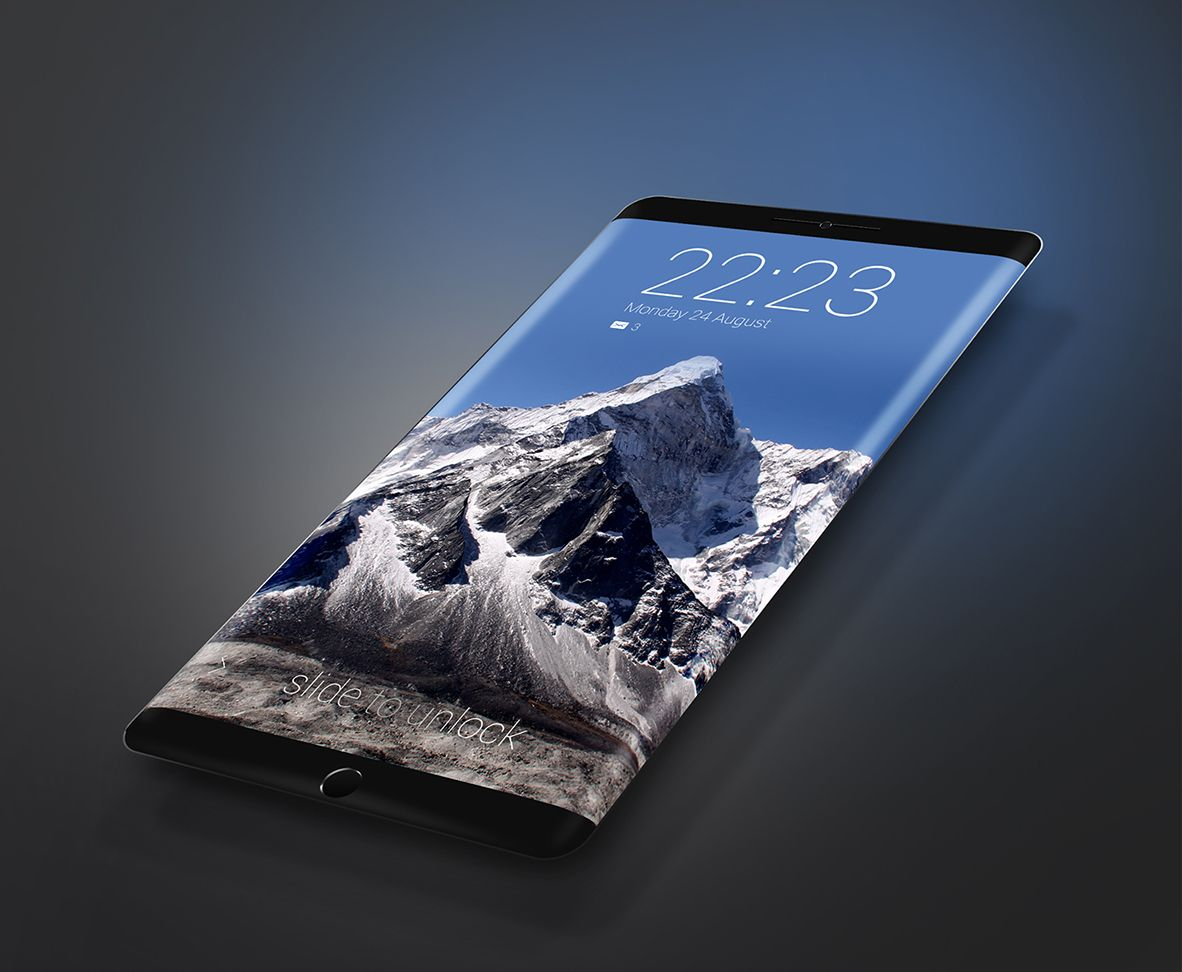 iphone 7 curved edge screen concept 2