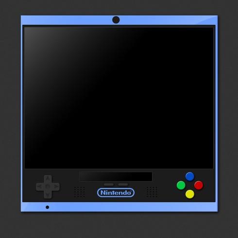 Nintendo PlayBox concept 1