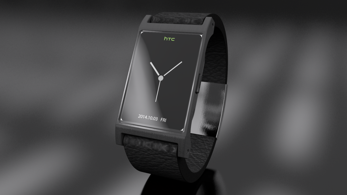 HTC Smart Watch Design by Snake Chang is Clearly Inspired ...