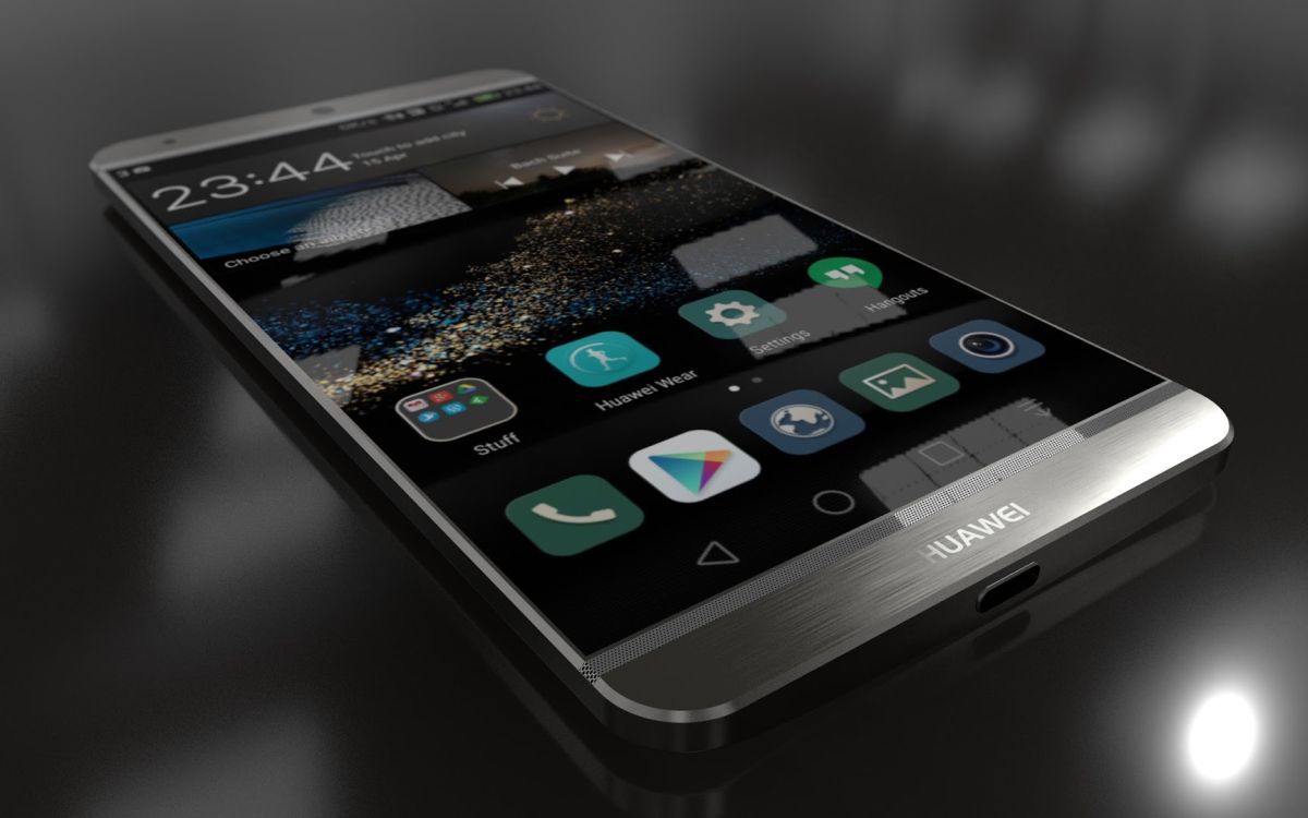 huawei mate s2 imagined by hasan kaymak innovations concept phones. Black Bedroom Furniture Sets. Home Design Ideas