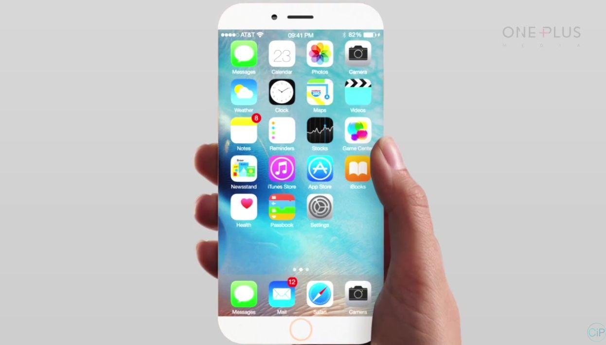 iPhone 7 Ultrathin Render is Too Slim Maybe… (Video ...