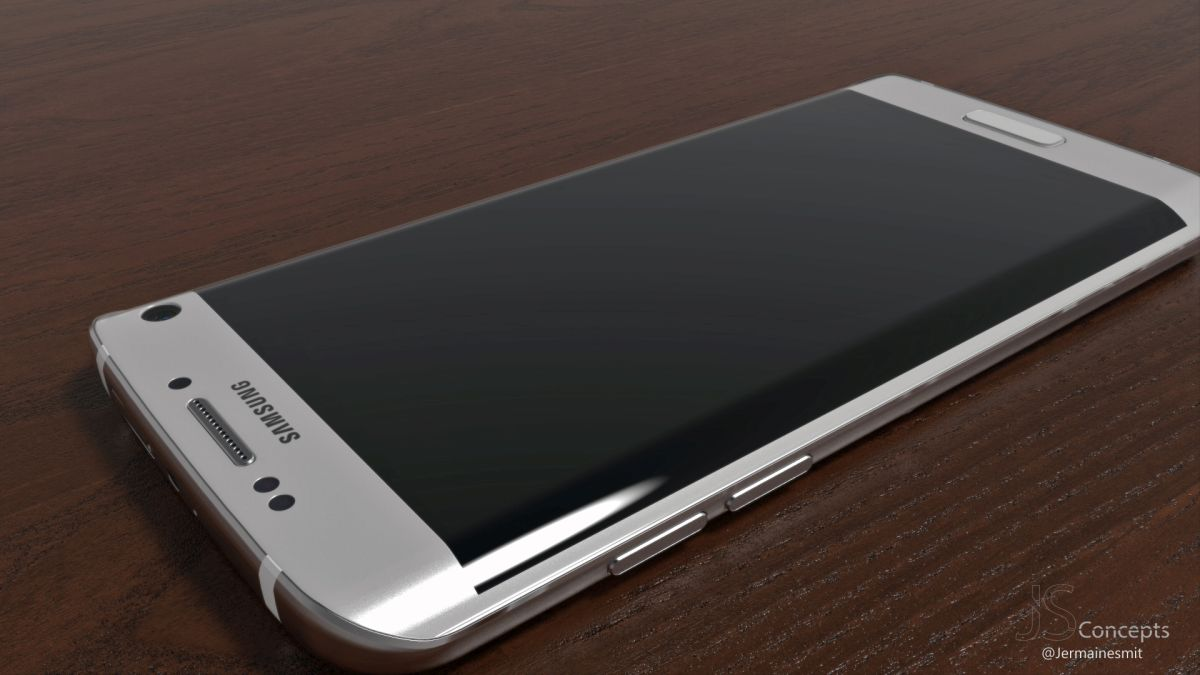 Samsung Galaxy S7 Edge concept Jermaine Smit december 2015 1
