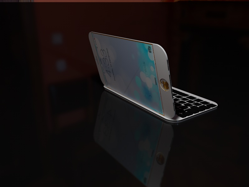 iPhone 7 Pro Concept Michael Muleba 1