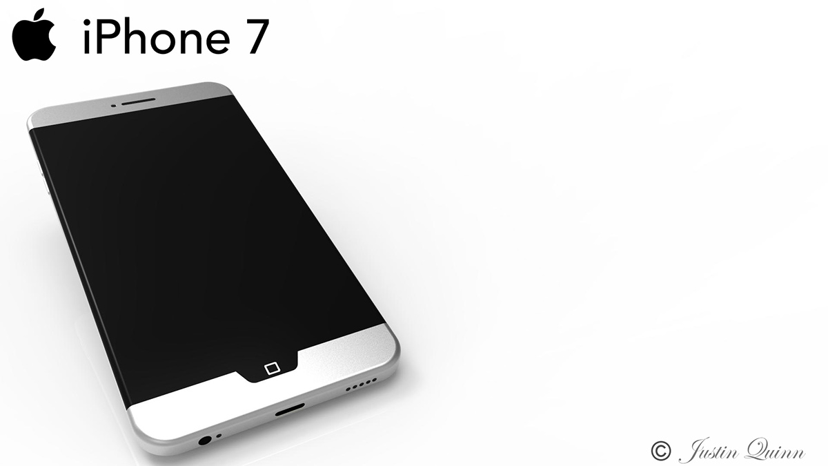 iPhone 7 concept Justing Quinn 1