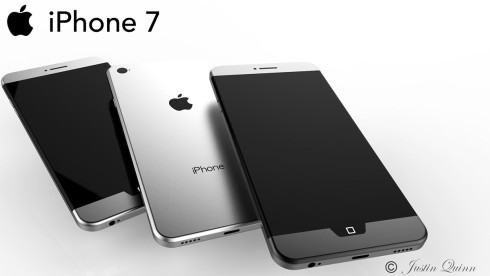 iPhone 7 concept Justing Quinn 2