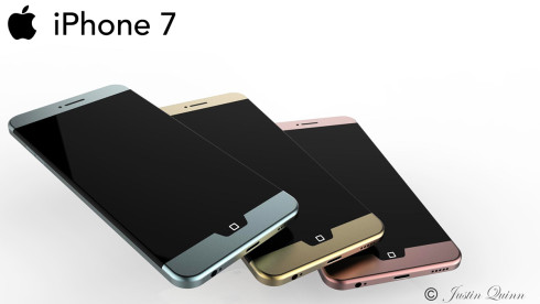 iPhone 7 concept Justing Quinn 3