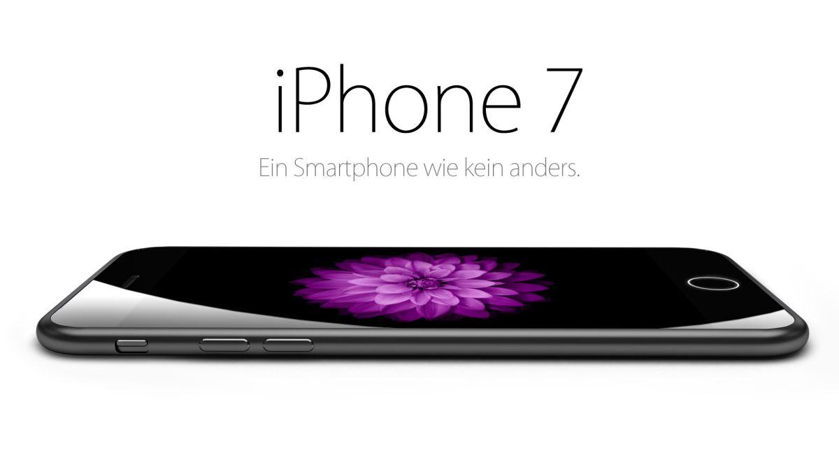Podívejte se na krásný koncept iPhonu 7 bez audio konektoru
