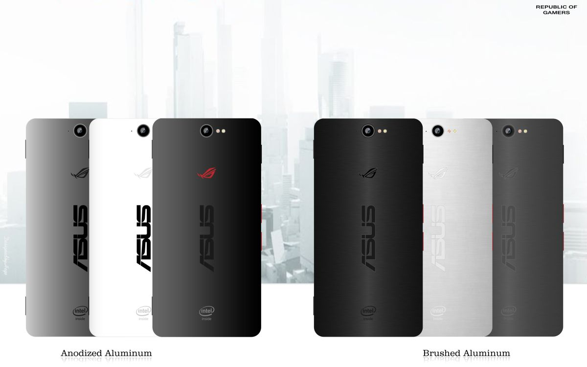 ASUS Z2 Poseidon Is A Smartphone For Extreme Gamers With