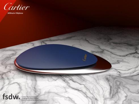 Cartier Millenaire concept phone 4