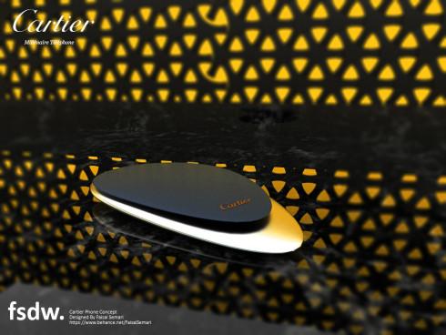 Cartier Millenaire concept phone 6