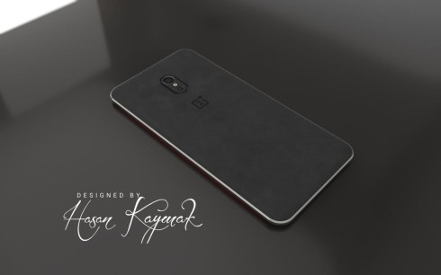OnePlus 3 concept Hasan Kaymak 2