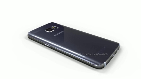 Samsung Galaxy S7 3D mockup onleaks 2