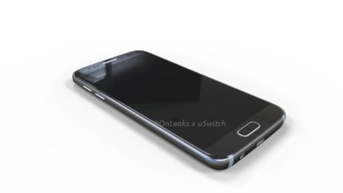 Samsung Galaxy S7 3D mockup onleaks 5