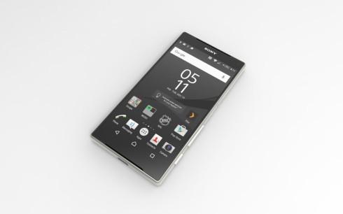Sony Xperia Compact Premium Concept 3