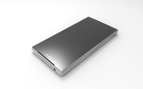 Sony Xperia Compact Premium Concept 4