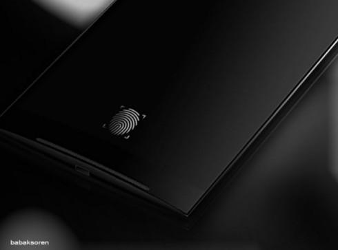 Sony Xperia Z6 concept babak soren 3