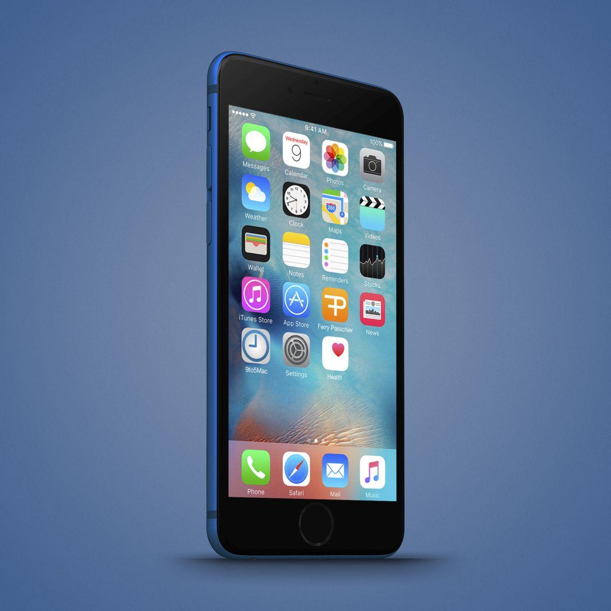 iPhone 6c 2016 Gets Fresh Mockups, Specs: 4 Inch Screen ...