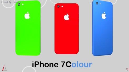 iPhone 7C 2016 Delta concept 5