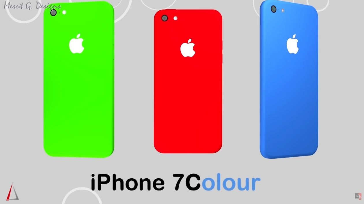 iPhone 7C Conce... White Iphone 5 Case