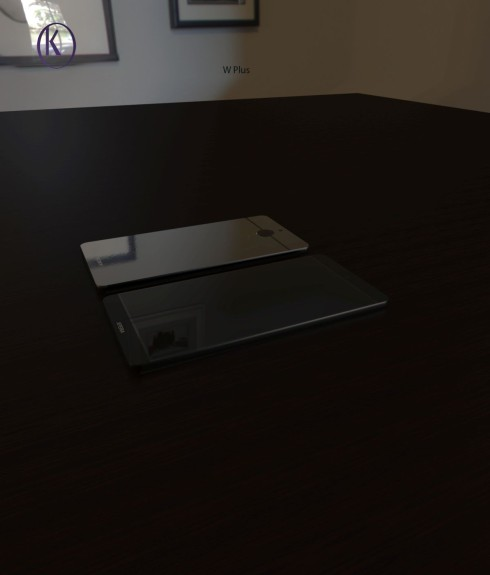 Sony Xperia W1 series concept phones 2