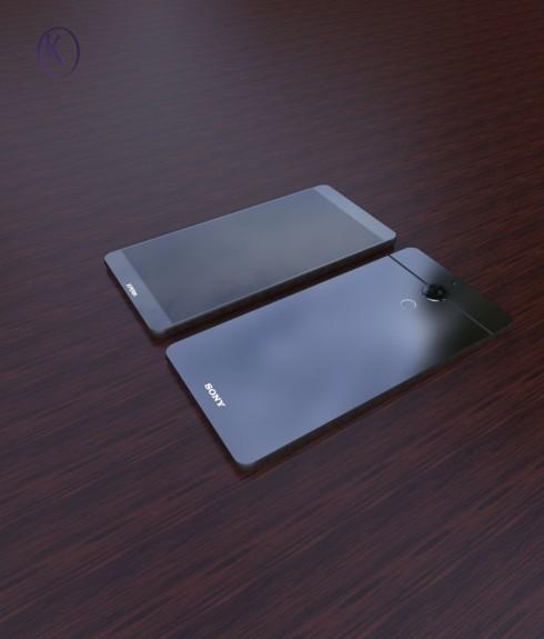 Sony Xperia W1 series concept phones 3