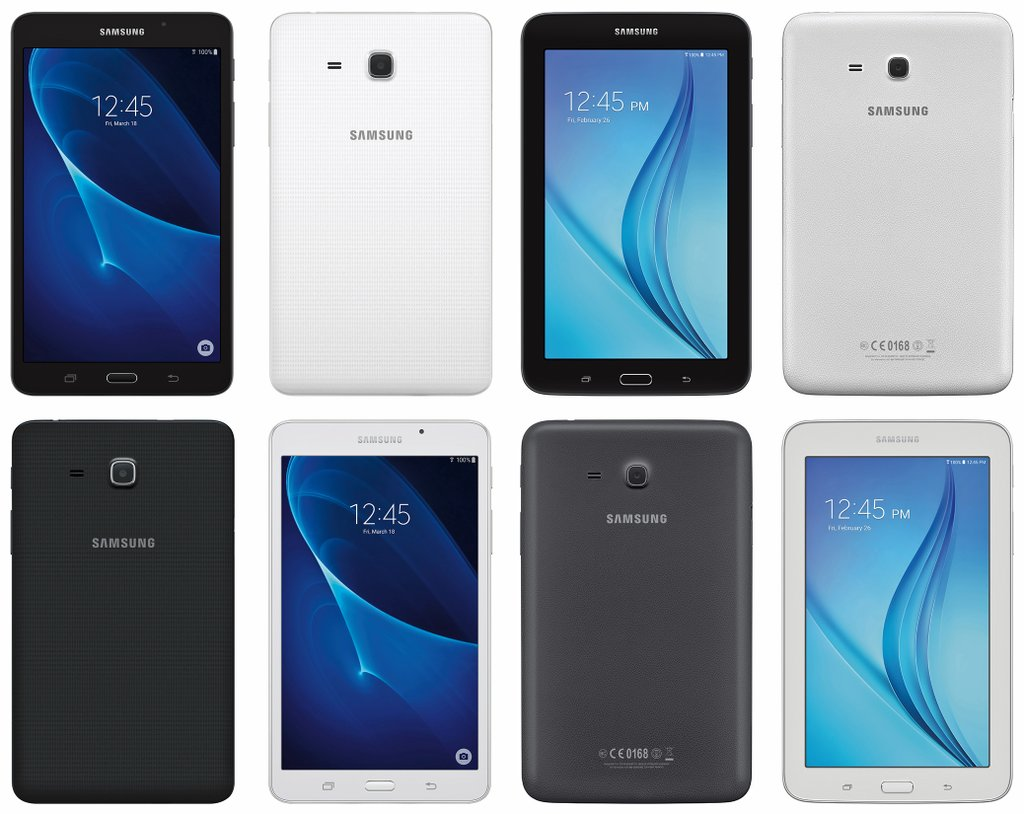 samsung galaxy tab a 2016 tablet leaks with new galaxy. Black Bedroom Furniture Sets. Home Design Ideas