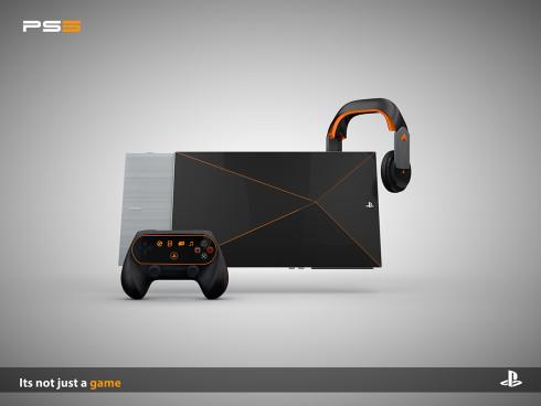 PlayStation 5 concept design  (1)