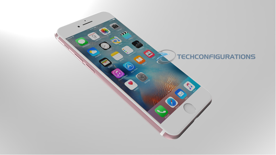 iPhone 7 Realistic 3D Video Rendering Based on Latest ...