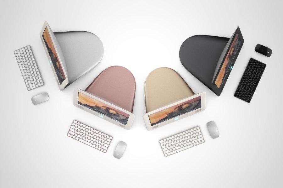 Apple eMac - Povedený retro-futuristický koncept Apple počítače