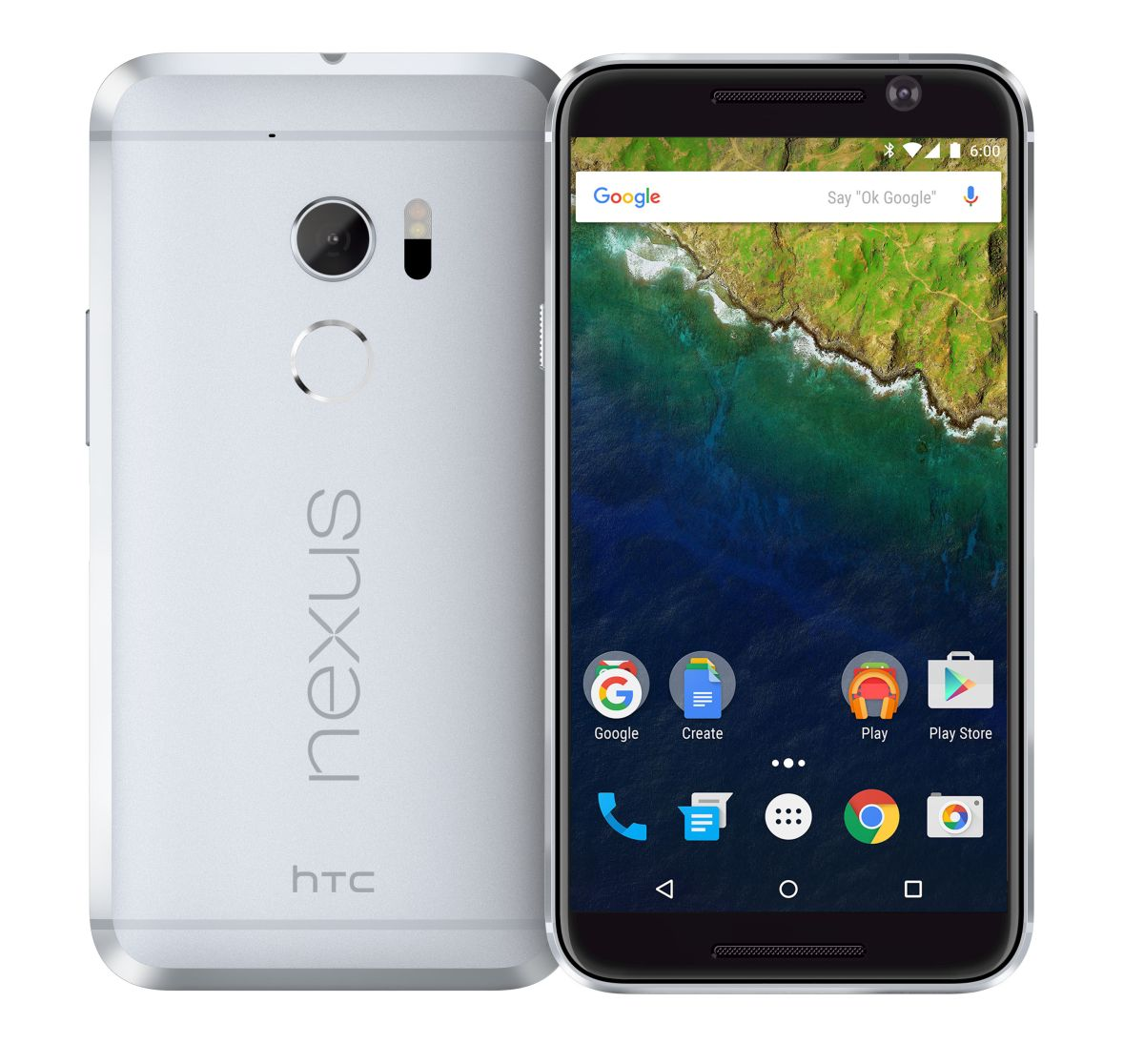 HTC 10 Google Nexus concept