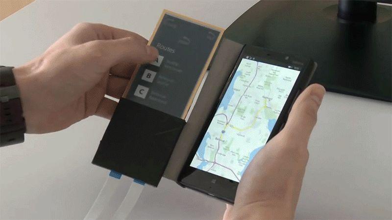 Microsoft FlexCase concept flexible case (3)