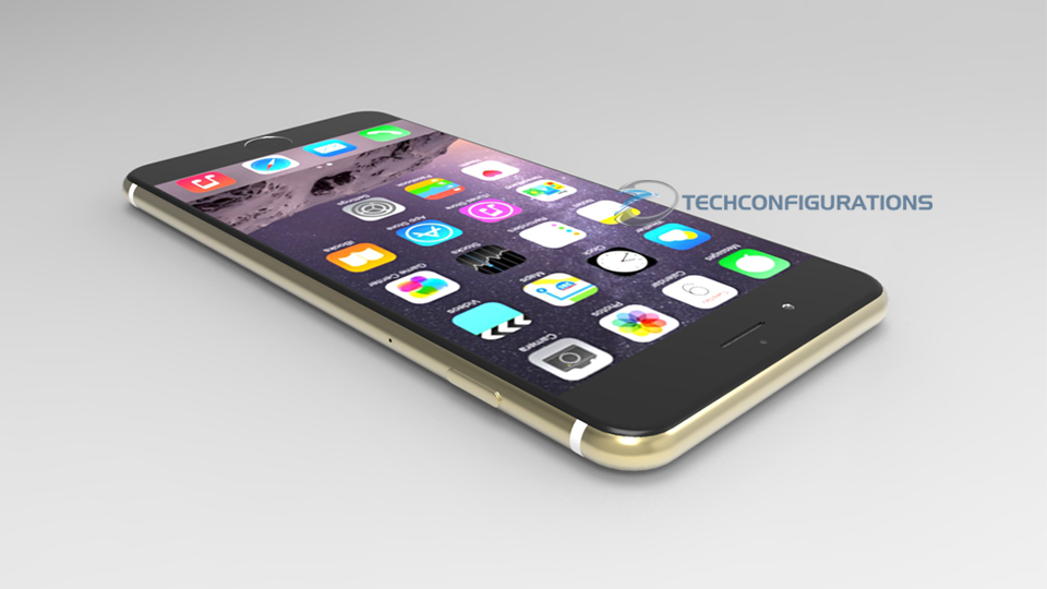 iPhone 7 Plus Gets 3D Video Render Courtesy of Techconfigurations ...