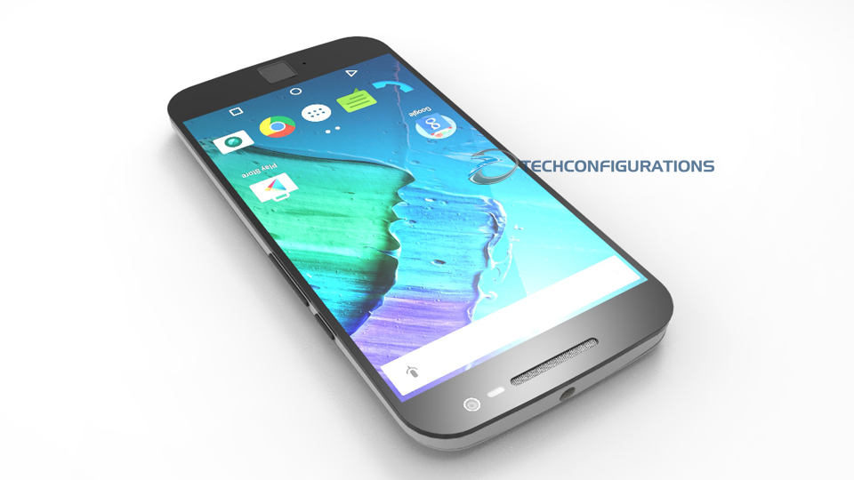 Motorola Moto G4 Rendered in 3D, With Video Included : Concept Phones