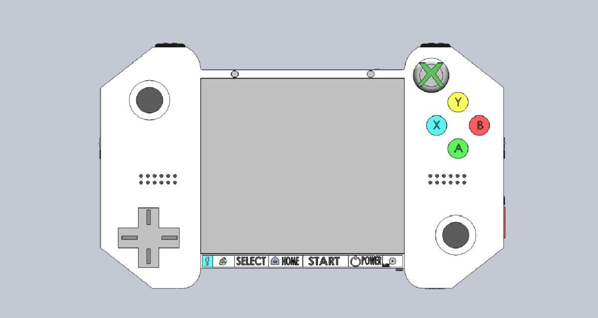 Xbox 720 portable