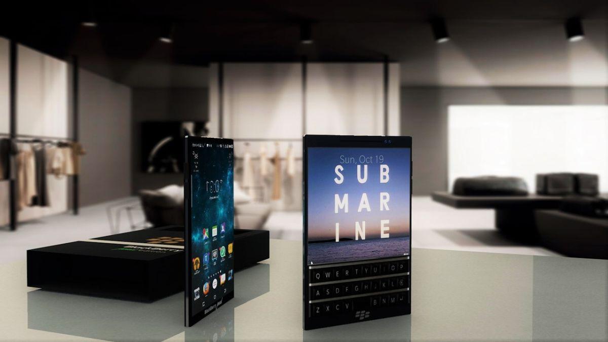 BlackBerry Passport Pearl Edition | Concept Phones