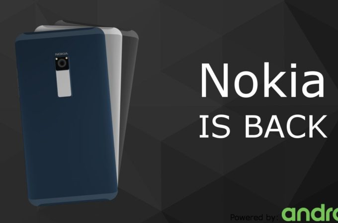 Nokia with Android concept 1