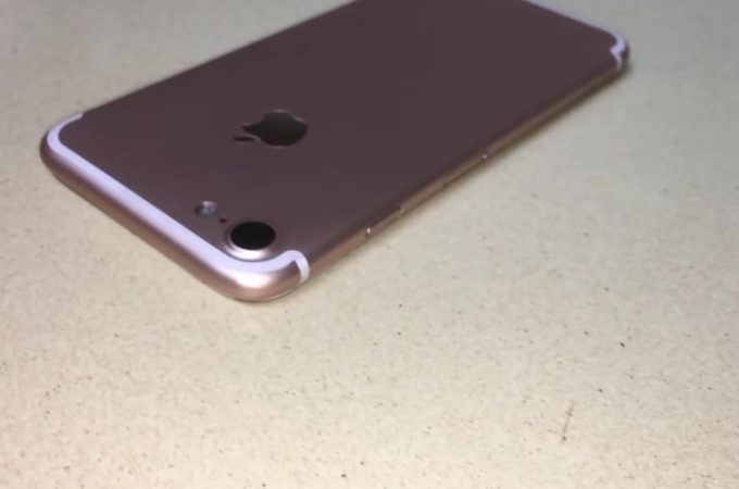 iPhone 7 hands on video ConceptsiPhone  (1)