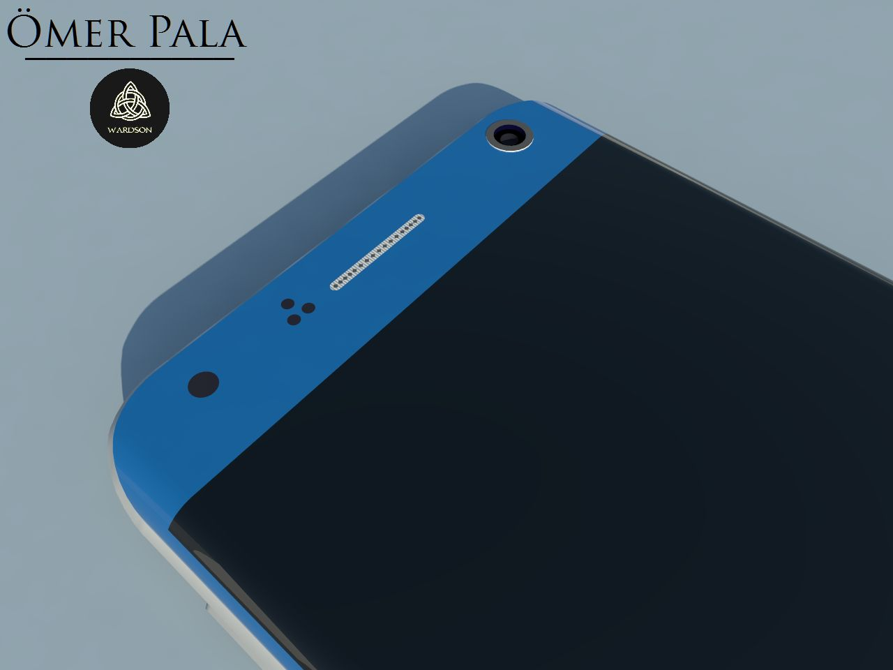 The designer included a 16 megapixel rear camera 12 mp front shooter