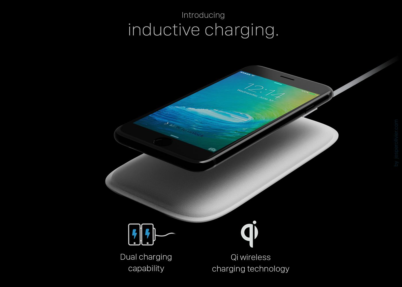 Iphone S Inductive Charging
